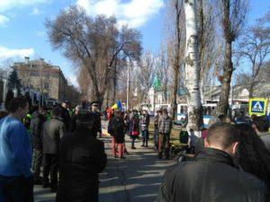 flashmobmambasada rusiei