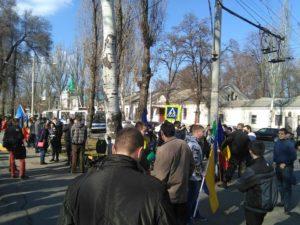 flashmob ambasada rusiei