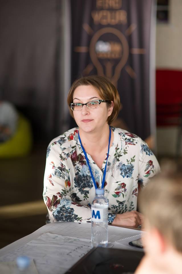 Uliana Sidorenko, specialistă în Digital Marketing în cadrul Philip Morris Moldova