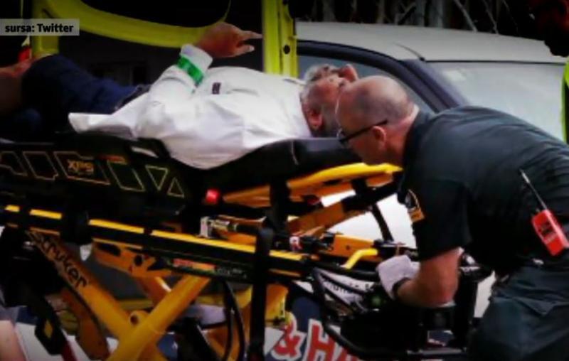 Atac Noua Zeelanda Update: Atac Armat Asupra A Două Moschei Din Noua Zeelandă. Cel