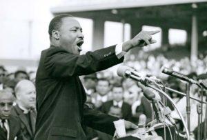 Visul și luptele lui Martin Luther King