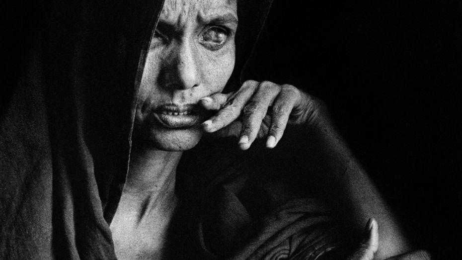z20210752IERKobieta-w-obozie-dla-uchodzcow-w-Etiopii-1984-rok