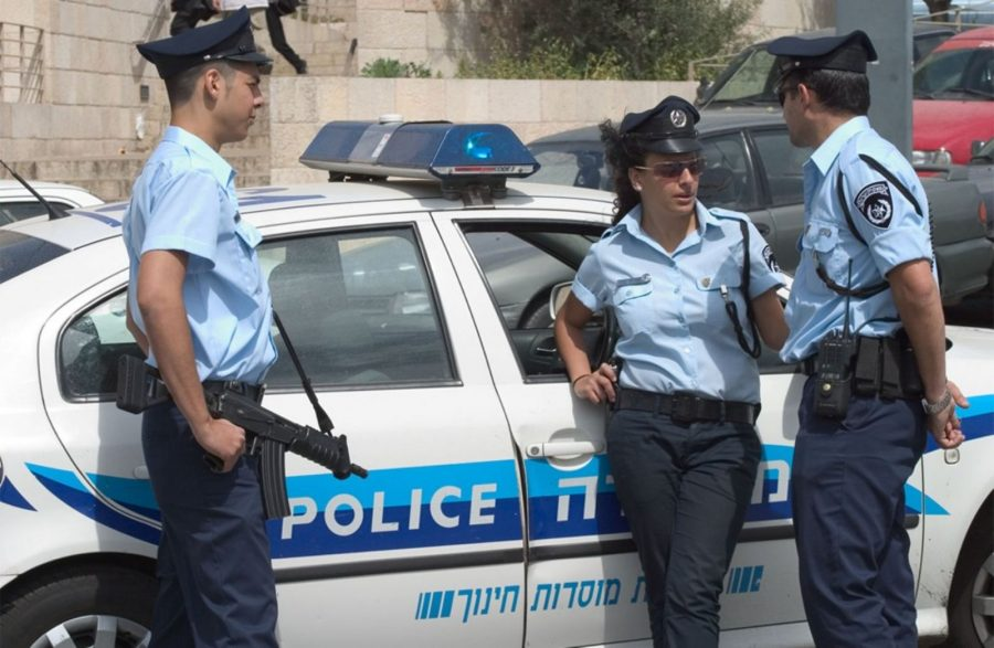 israel-politie